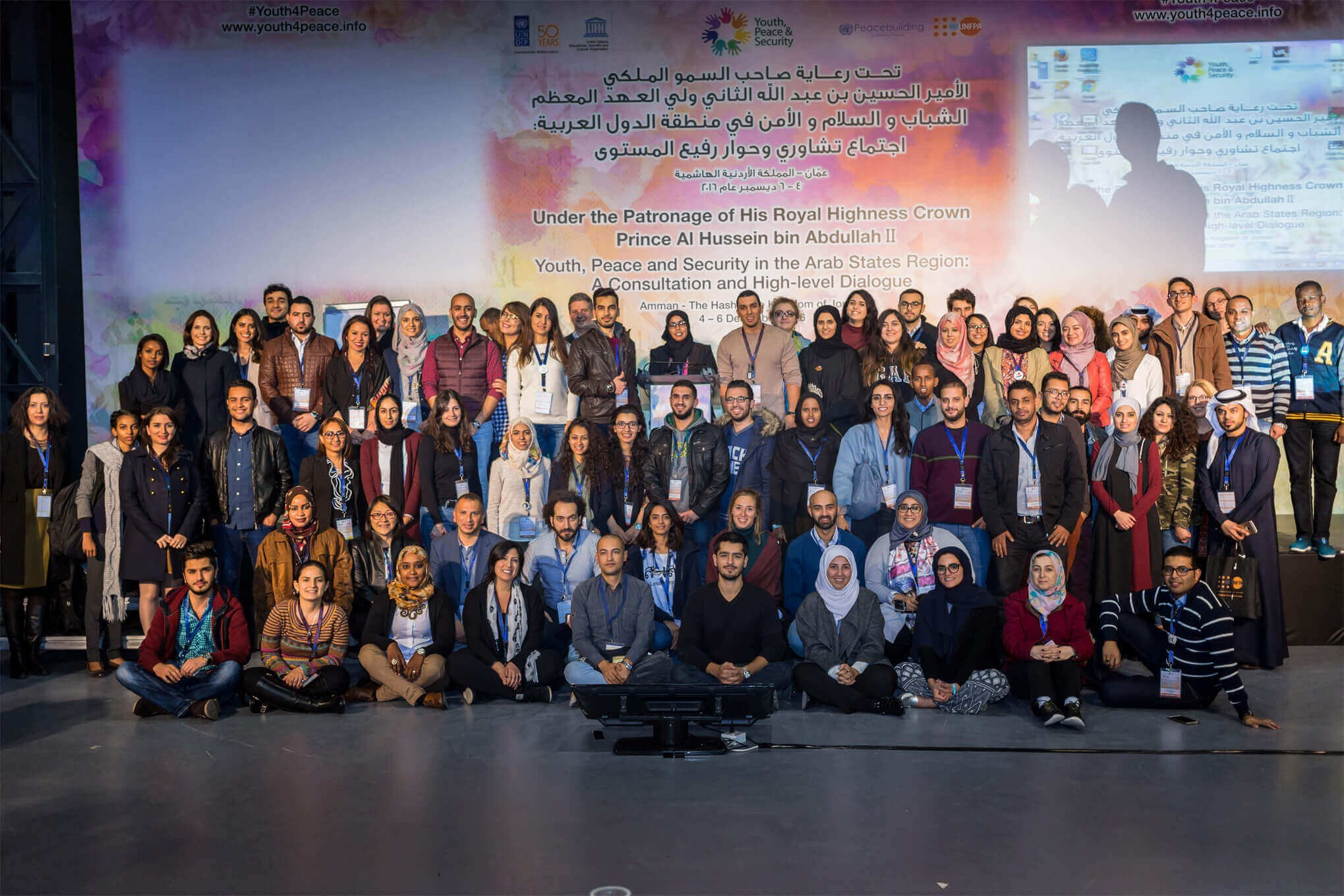 Youth Peace and Security – Amman